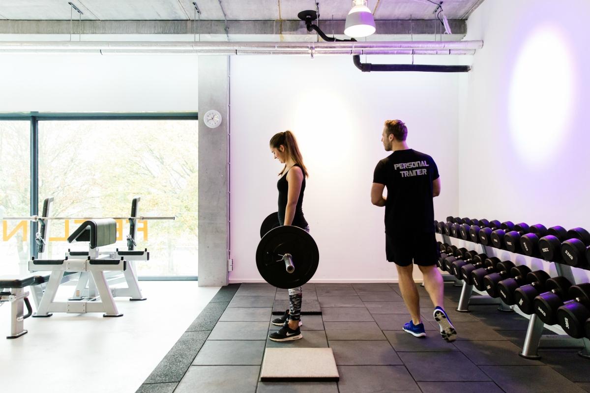 personal trainer utrecht fitness